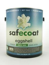 Safecoat Eggshell Interior Zero VOC Pure White
