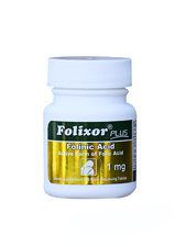 Folixor Plus 1 mg