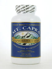 Caprobiotics + Plus 6 Billion CFUs