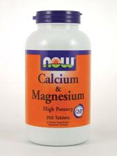 Calcium & Magnesium High Potency