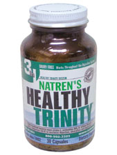 Dairy Free Healthy Trinity