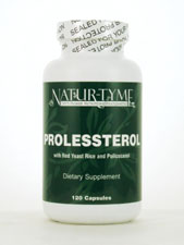 Prolessterol with Red Yeast Rice and Policosanol