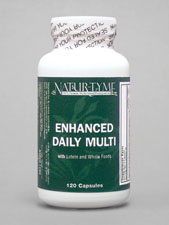 Enhanced Daily Multi with Lutein and Whole Foods
