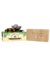 Lemongrass Spearmint Handmade Honey Soap