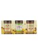 Seasonal Artisan Honey Jars