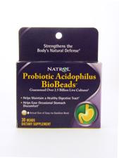 Probiotic Acidophilus BioBeads