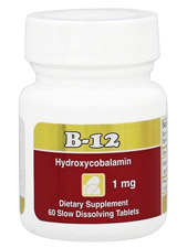 B-12 1 mg