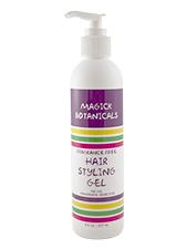 Fragrance Free Hair Styling Gel