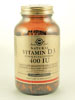 Natural Vitamin D3 (Cholecalciferol) 400 IU