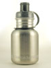 12-Ounce Stainless Steel Bottle with Sports Cap