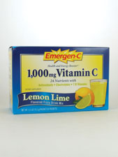 Emergen-C Lemon-Lime 1,000 mg