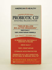 Probiotic CD Intestinal Release System
