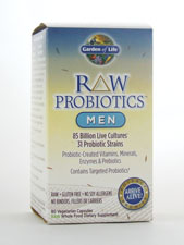 RAW Probiotics - Men