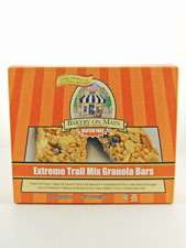 Extreme Trail Mix Granola Bars