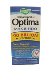 Primadophilus Optima Max Bifido 90 Billion