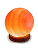 Crafted Salt Lamp - Globe 4-6 lbs