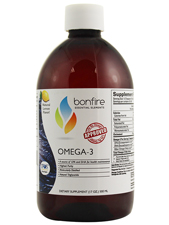 Omega-3 Liquid - Lemon